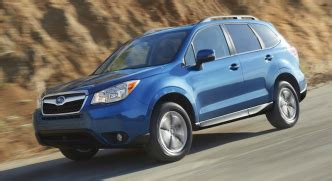 subaru forester  received  complete makeover