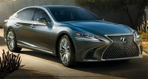 lexus ls 2020 2020 lexus ls 430 colors release date changes price