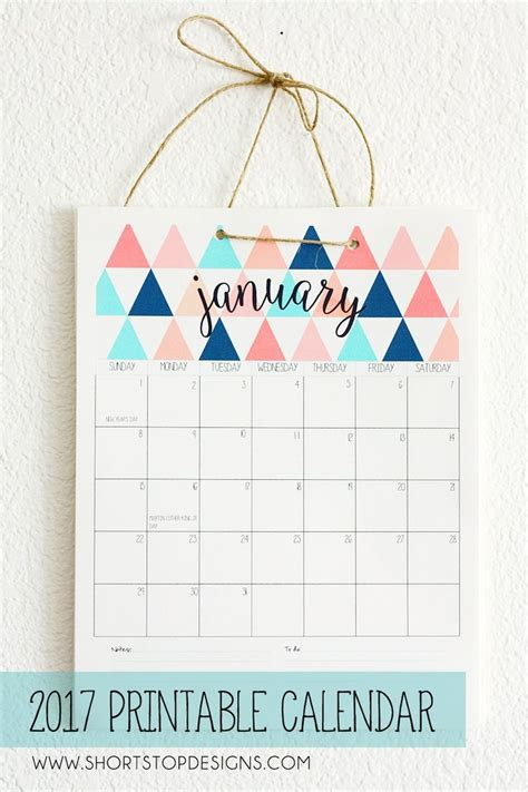 38 best diy printable 2017 calendars images on best 25 printable calendars ideas on 2017 calendar printable calendar and free