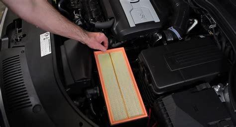 Audi How Replace Air Filter Audiworld