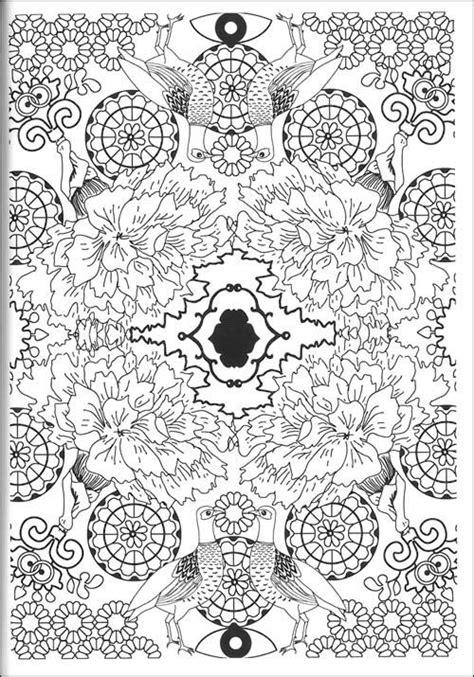 Art Thérapie #21 (relaxation)  Coloriages à Imprimer