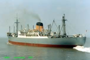Old Cargo Ships