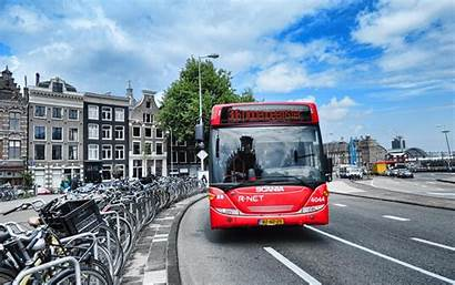 Bus Wallpapers Citt Amsterdam Sfondi