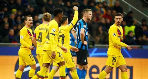 FC Barcelona, con muchos suplentes, derrotó de visita a ...