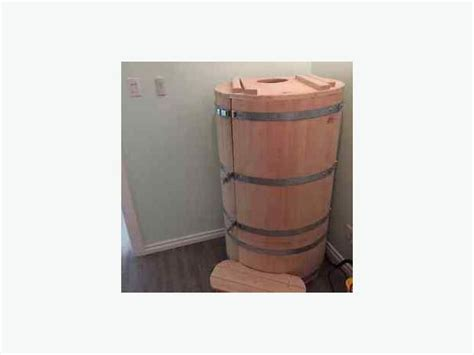 mini sauna 1 person wanted mini cedar barrel 1 person steam sauna city