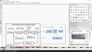 Inkscape - Basic Flow Charts