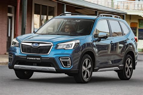 The 2019 Subaru Forester by 2019 Subaru Forester Review