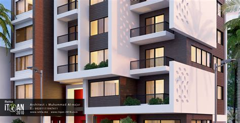 contemporary interior design modern residential building itqan 2010