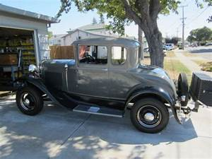 Find Used 1930 Model A Coupe Stock 2 Door Rumble Seat
