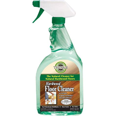 trewax  oz hardwood floor  laminate cleaner  pack