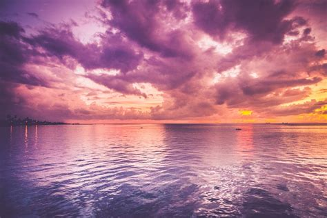 wallpaper cloud cloud sunset and sea hd photo by mike enerio