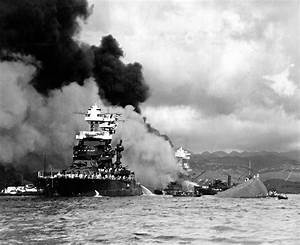After Pearl Harbor The Race To Save The US Fleet History In The Headlines