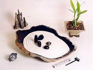 Zen Garten Miniatur : mini zen garden garten zen und balkon ~ A.2002-acura-tl-radio.info Haus und Dekorationen