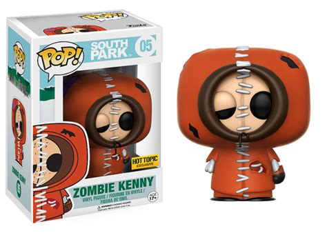 Tobis Favorite Pops by South Park Funko Pop Vinyls Popvinyls