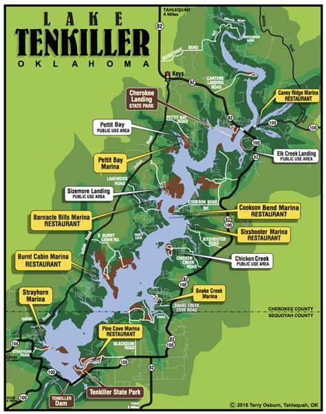 Lake Tenkiller Boat Rentals by Lake Tenkiller Tour Tahlequah
