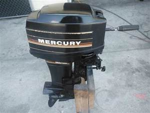 Mercury 25hp  Outboard Engines  U0026 Components