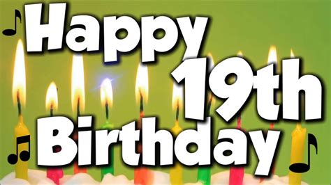 19th Birthday Meme - happy birthday 19th