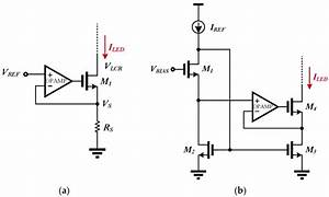 Constant Current Source With  A  A Linear Current