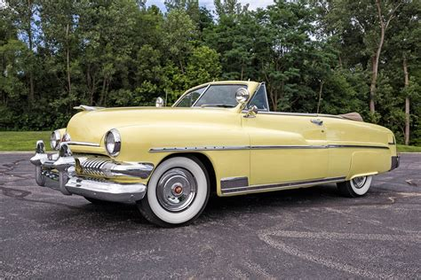 convertible cars for 1951 mercury convertible fast lane classic cars