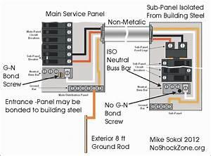 Breaker U2013 100 U0026 200 Amp Wiring Diagram