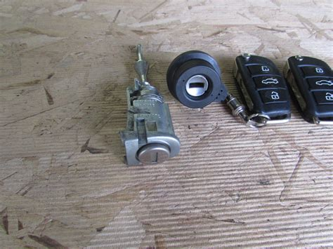 remove ignition lock  audi tt ignition