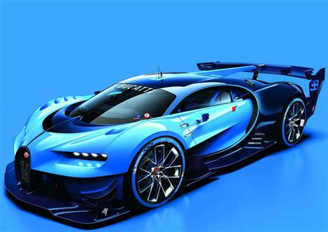 Its first regular production car, the bugatti veyron was available september of 2005. Bugatti Vision Gran Turismo Concept - Cars.co.za