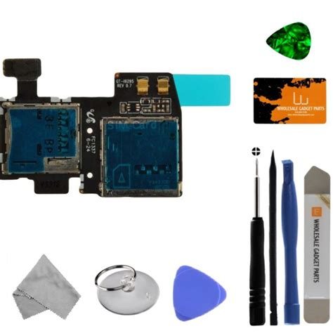 Maybe you would like to learn more about one of these? Buy SIM Card Reader for Samsung Galaxy S4 Active with Tool Kit in Cheap Price on Alibaba.com