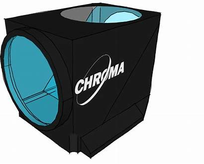 Chroma Filter Fluorescence Microscope Cube Filters Typical