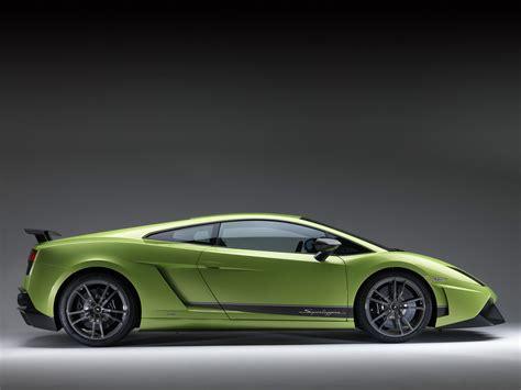 2011 Lamborghini Gallardo Lp5704 Superleggera  Auto Cars