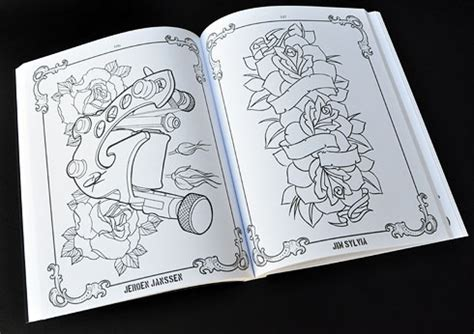 coloring book project mike devries