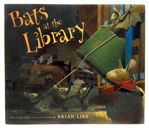 childrens library storytime bats   library