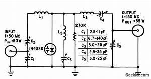 50 150 Mc Tripler - Signal Processing