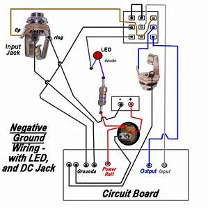 Guitar Effects Wiring Diagram