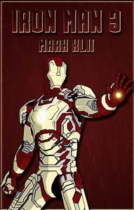 Iron Man 3 Armor Mark 42 Wallpaper - impremedia.net