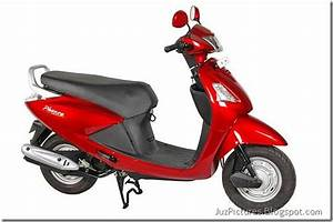 Hero Honda Pleasure  Best Photos And Information Of