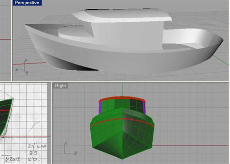 Used Aluminum Fishing Boats In Nevada by Free Classic Speed Boat Plans 16 Free 3d Boat Design