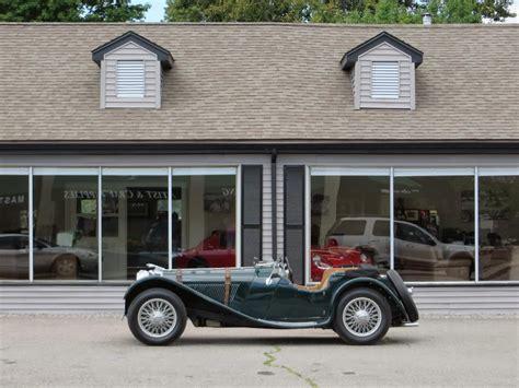 1938 Jaguar SS 100 3.5 roadster | Copley Motorcars