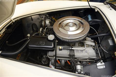 1965 Shelby Cobra 289 Image Chassis Number Csx 2421