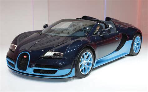 First Look 2012 Bugatti Veyron Grand Sport Vitesse