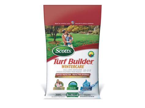 scotts scotts turf builder wintercare fall lawn fertilizer
