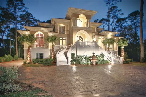 Unknown Palatial House palatial homes architecture house plans