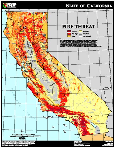 fires  california map
