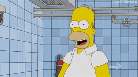 Homer Simpson Simpsons GIF - Find & Share on GIPHY
