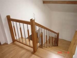 Jednoduche drevene schody