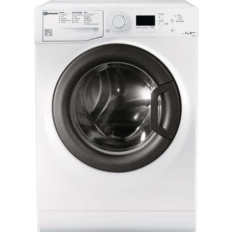 Waschmaschine 3 Kg Fassungsvermö by Bauknecht Frontlader Waschmaschine 7 Kg Fwm 7f4 Bauknecht
