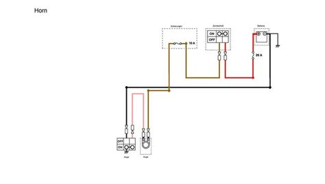 Motorcycle Horn Wiring Diagram by 17 Best Images About Motorcycle Wiring Diagrams On
