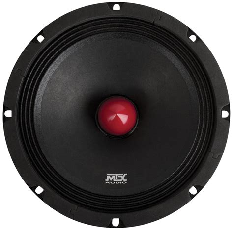roadthunder 8 quot 8ω midbass driver mtx audio