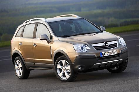 Opel Antara toutes les photos opel antara sur caradisiac