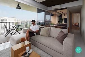 Condos, Design, Living, Room, Minimalist, Condo, Interior, Tags