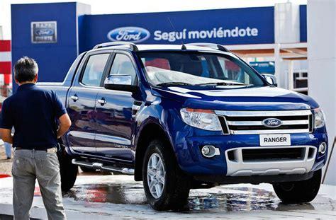 ford ranger la centrale argentina la nueva ford ranger mostr 243 que no es s 243 lo un interior bonito cosas de autos